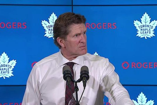 BREAKING NEWS: Maple Leafs Fire Mike Babcock. Sheldon Keefe Becomes the New Head Coach