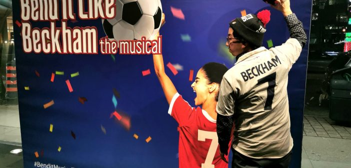 Bend it like Beckham – The Musical – Now playing until January 5, 2020 – St. Lawrence Centre of Arts