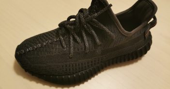 Adidas Yeezy – Black