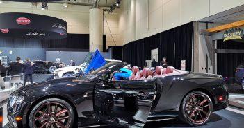 Bentley – 2020 Canadian International Auto Show (#CIAS2020)