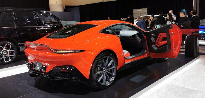 Aston Martin – 2020 Canadian International Auto Show (#CIAS2020)