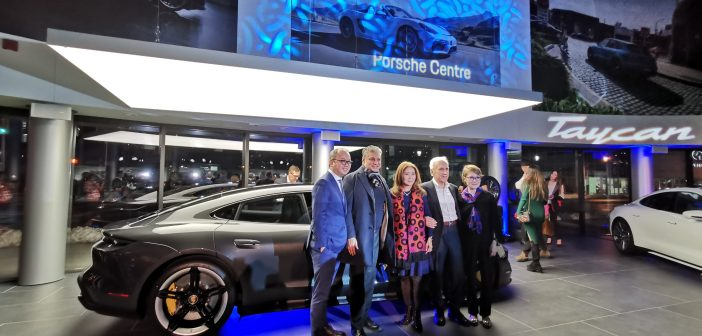 Porsche Taycan All-Electric Sport Luxury Vehicle – Porsche Centre Downtown Toronto