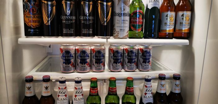 What I Drink While Staying At Home – Beer, Wine, Cocktails, Juice & Pop