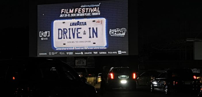 Lavazza Drive-In (My 1st Non-Virtual Event) – Fantastic Experience – Italian Contemporary Film Festival (ICFF) – July 20 to July 31, 2020