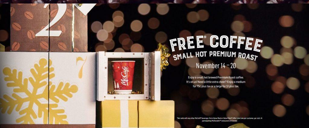 FREE McCafe