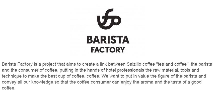 Barista Factory - Vigo, Spain