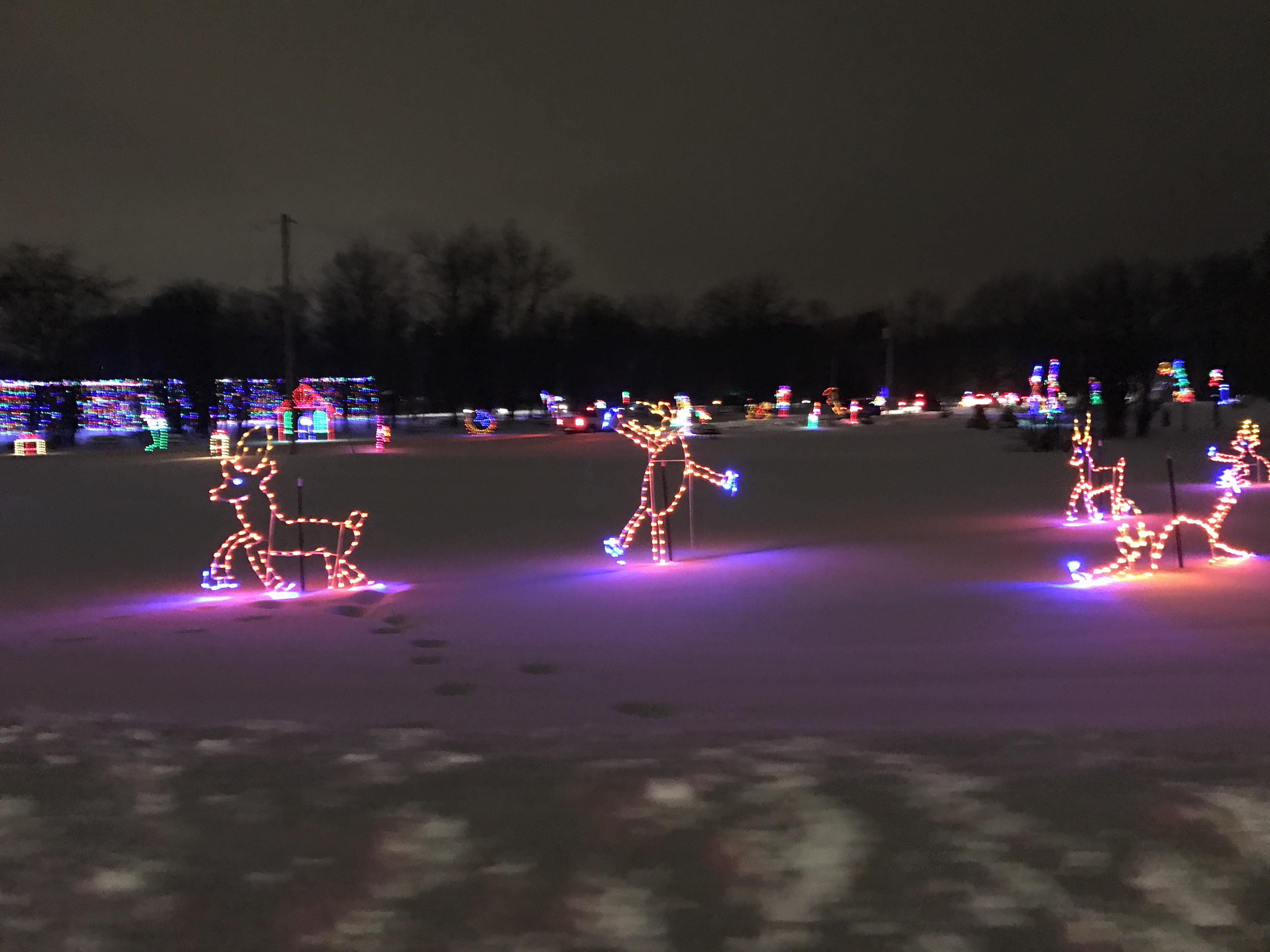 Gifts of Lights - Bingemans