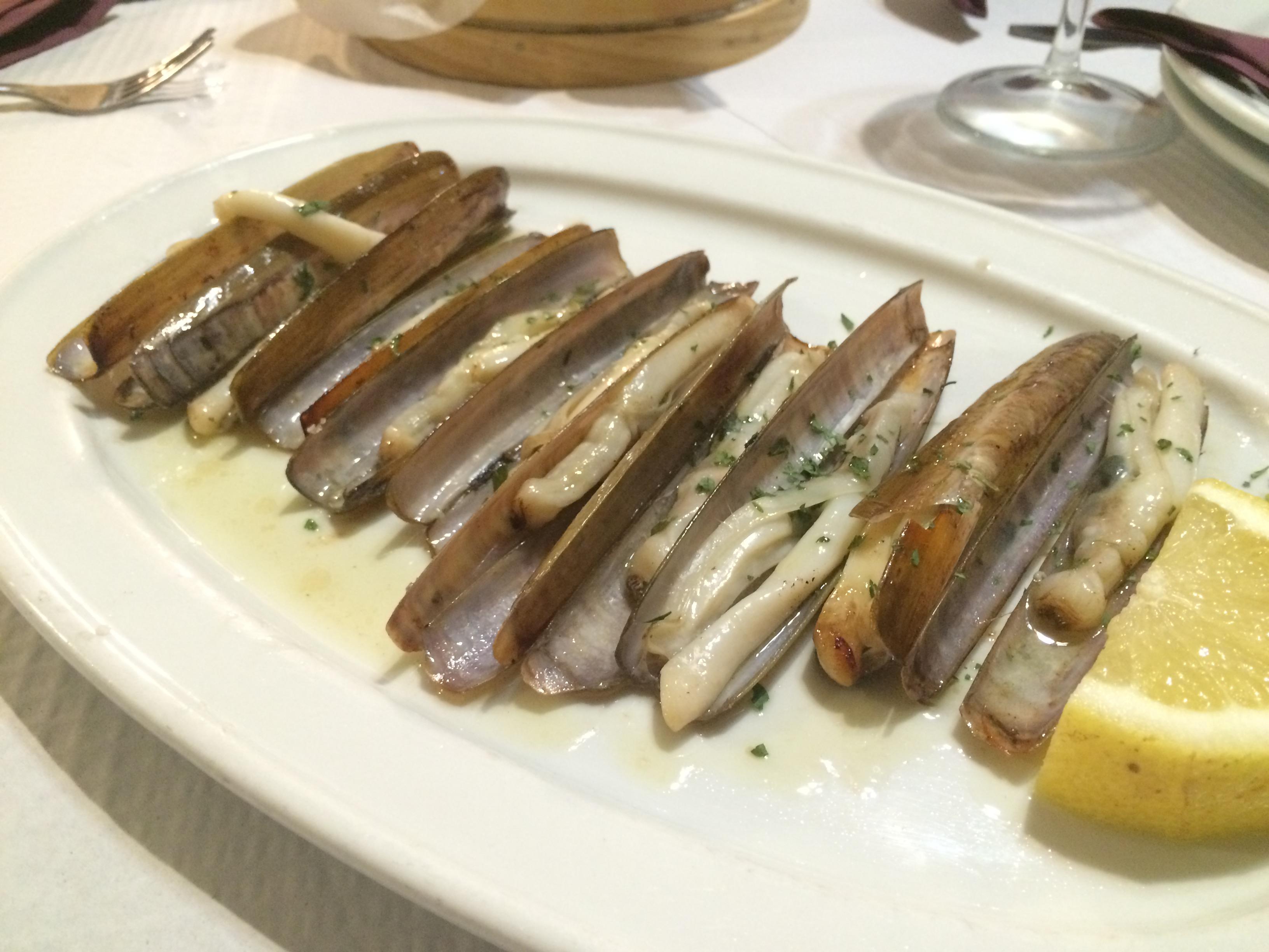 Restaurante Rías Baixas 2 (seafood restaurant) - Vigo, Spain