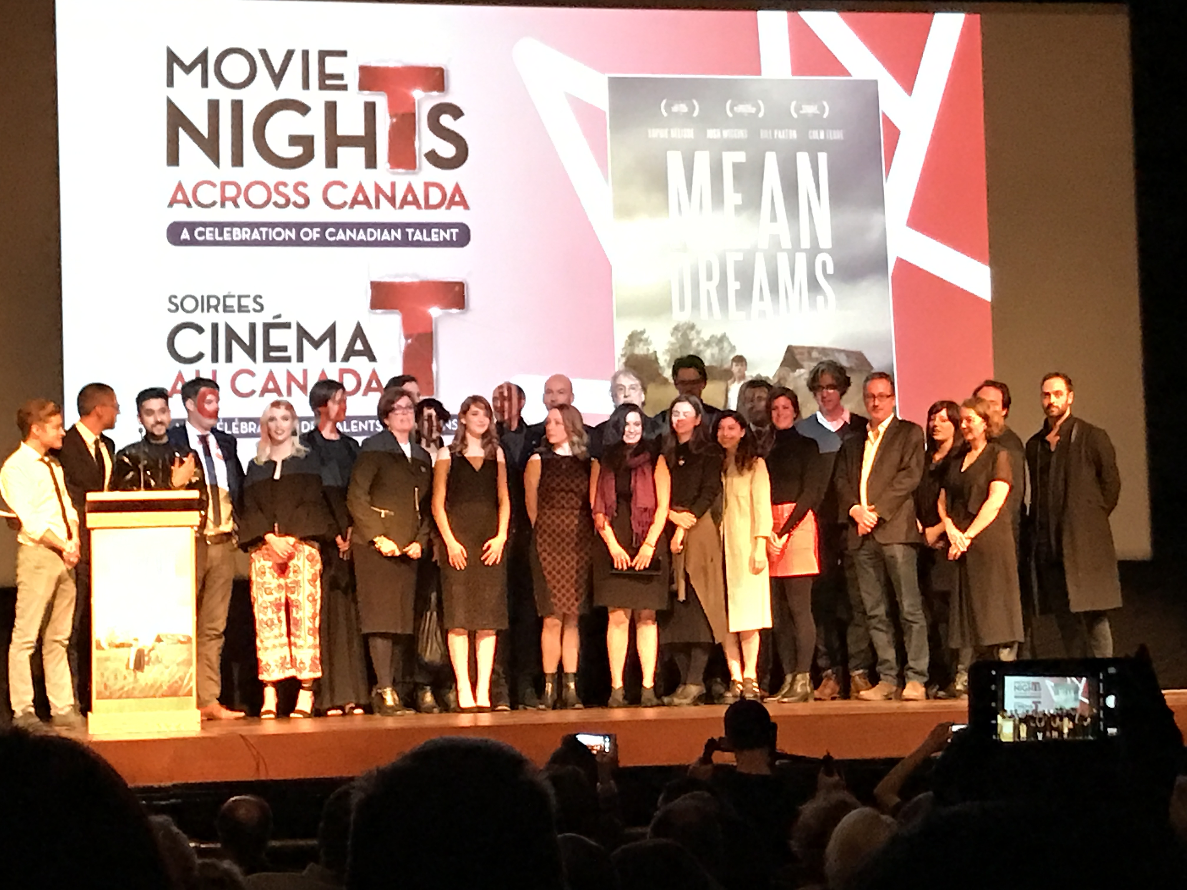 Movie Nights Across Canada #MovieNightsCA
