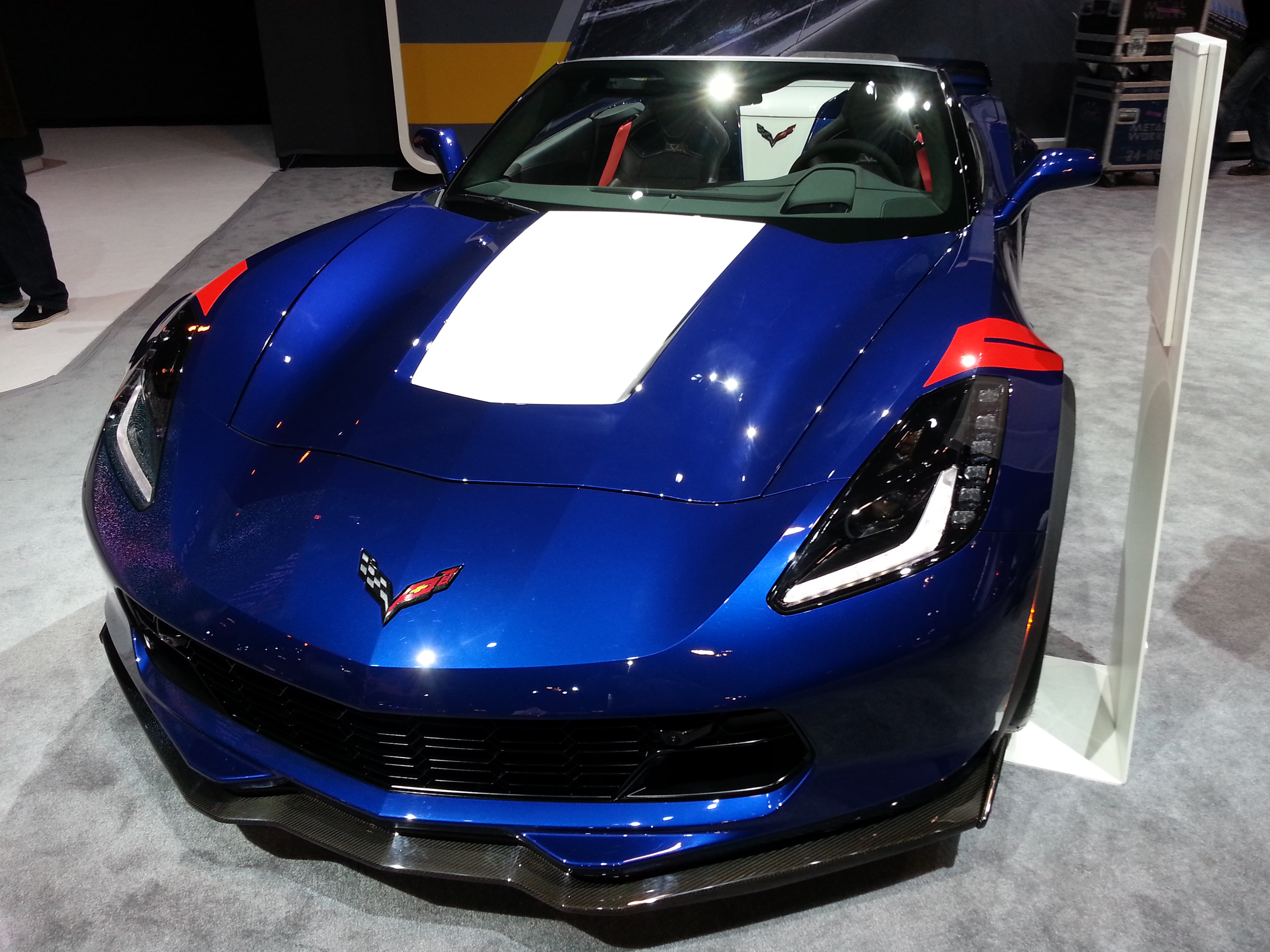 Chevrolet - Canadian International Autoshow #CIAS2017