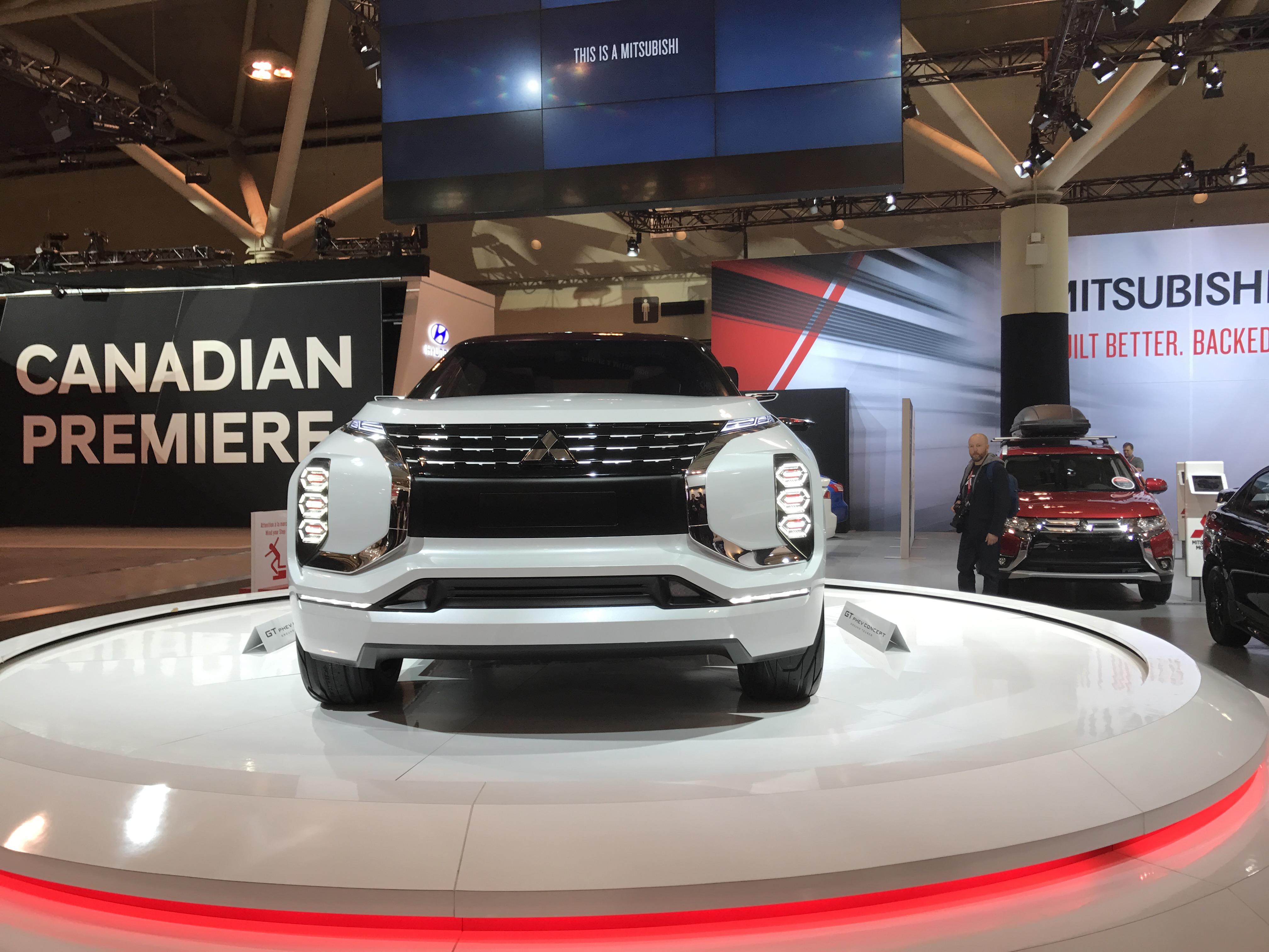 Mitsubishi - Canadian International Autoshow #CIAS2017