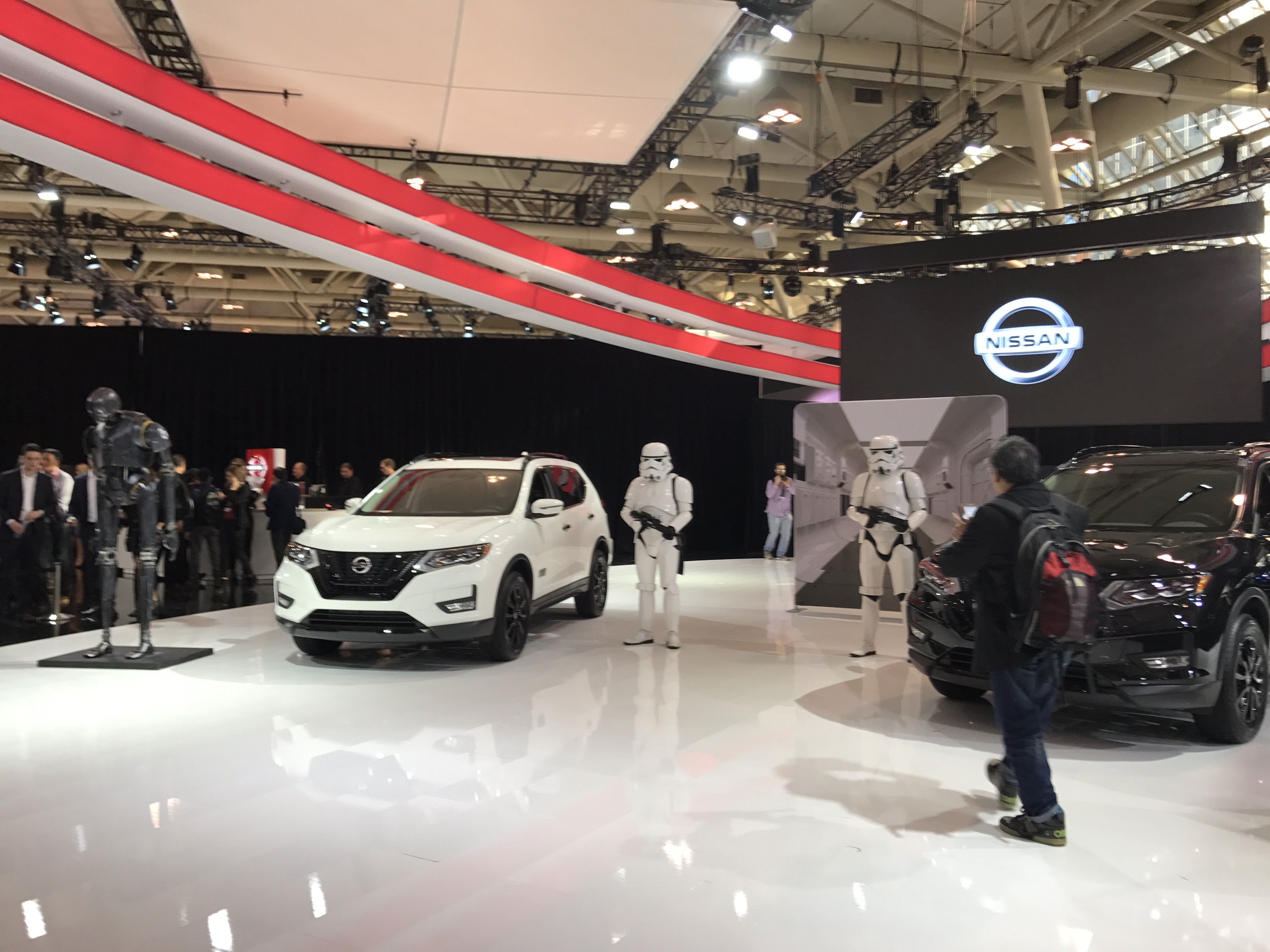 Nissan - Canadian International Autoshow #CIAS2017