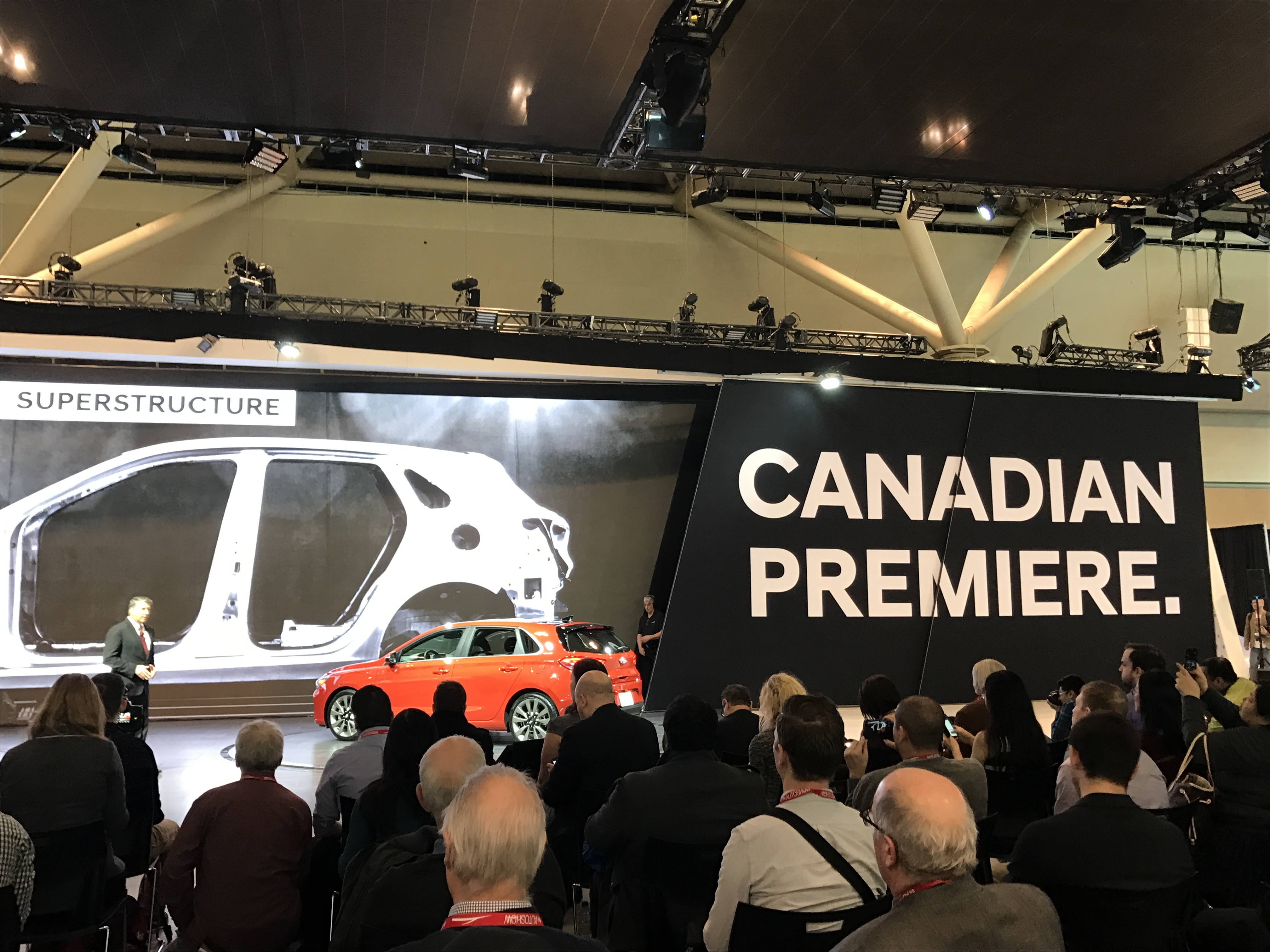 Hyundai - Canadian International Autoshow #CIAS2017