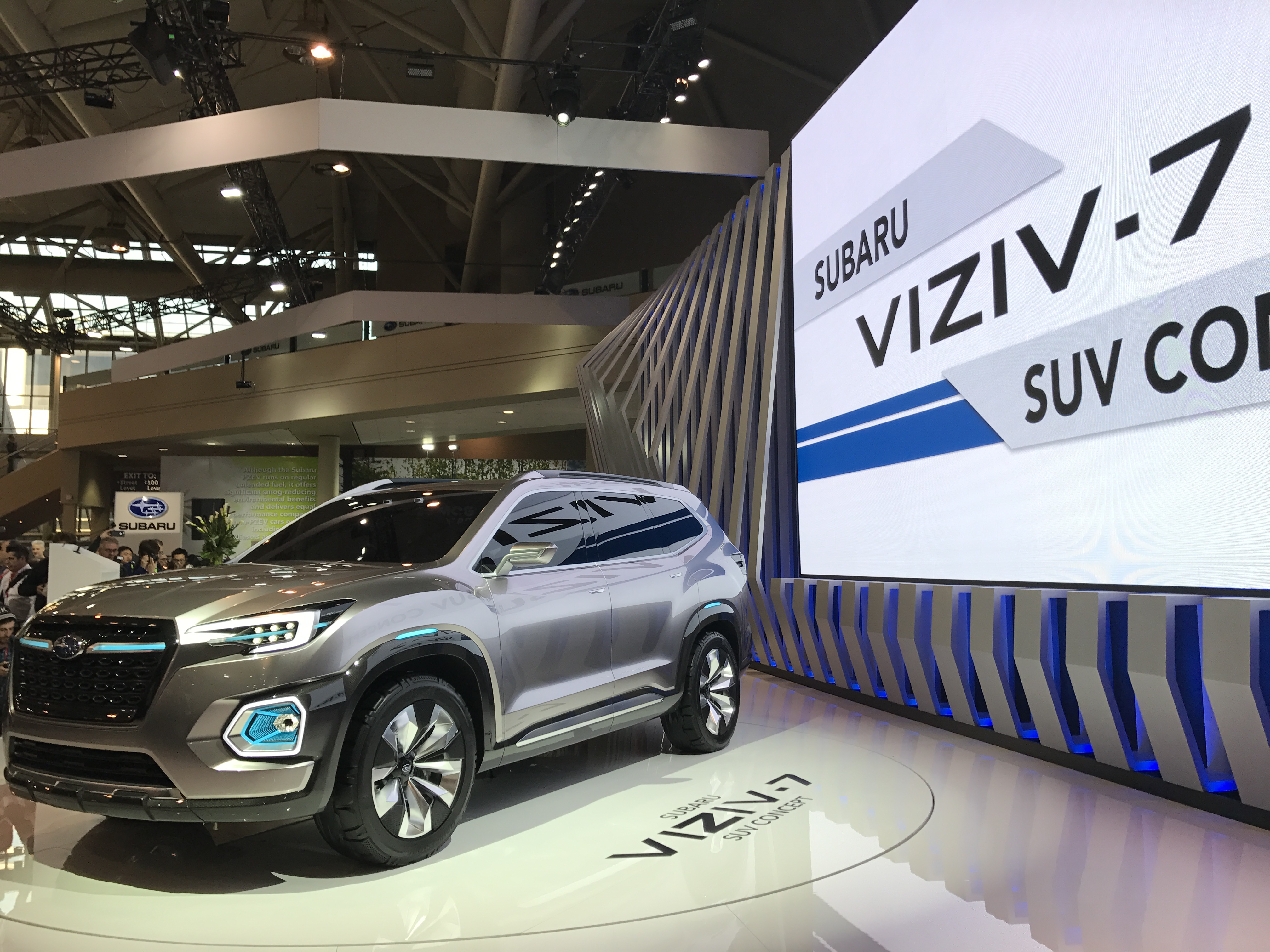 Subaru - Canadian International Autoshow #CIAS2017