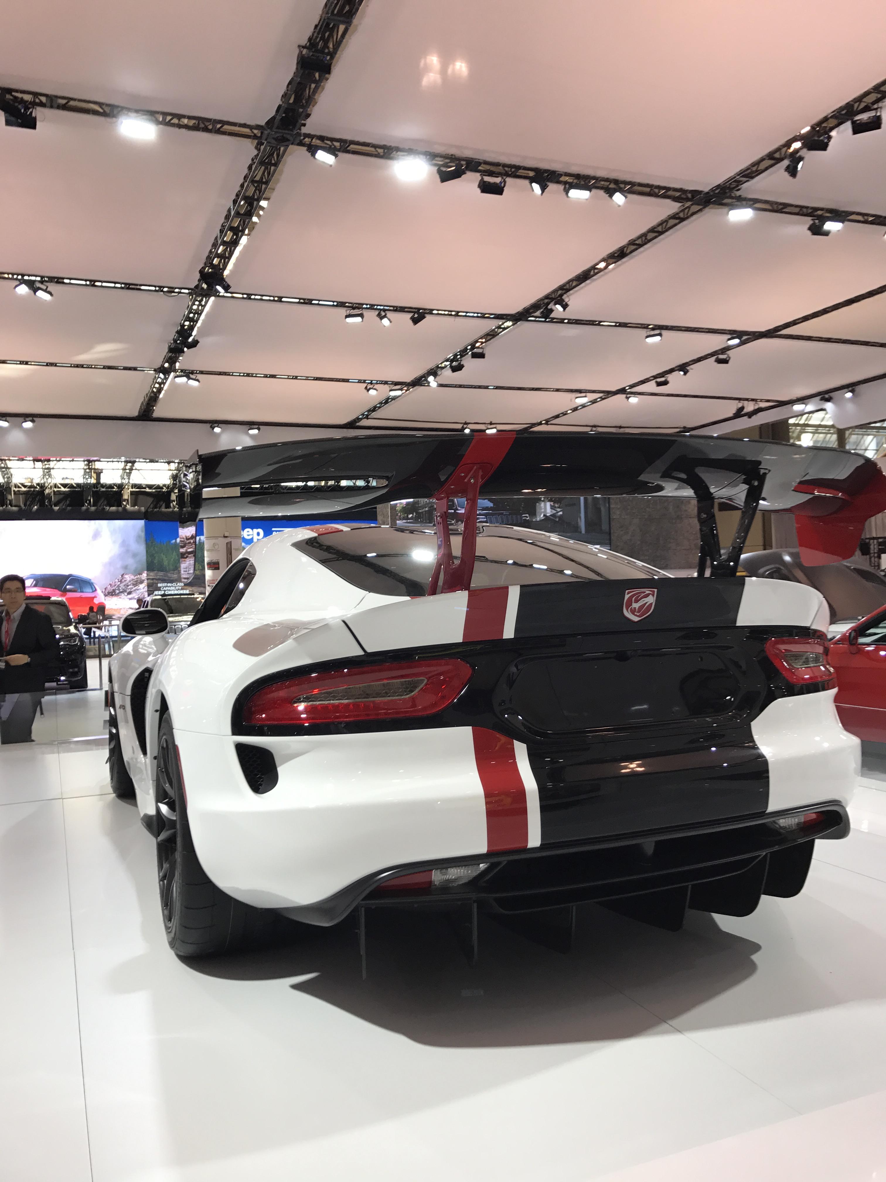 Dodge - Canadian International Autoshow #CIAS2017