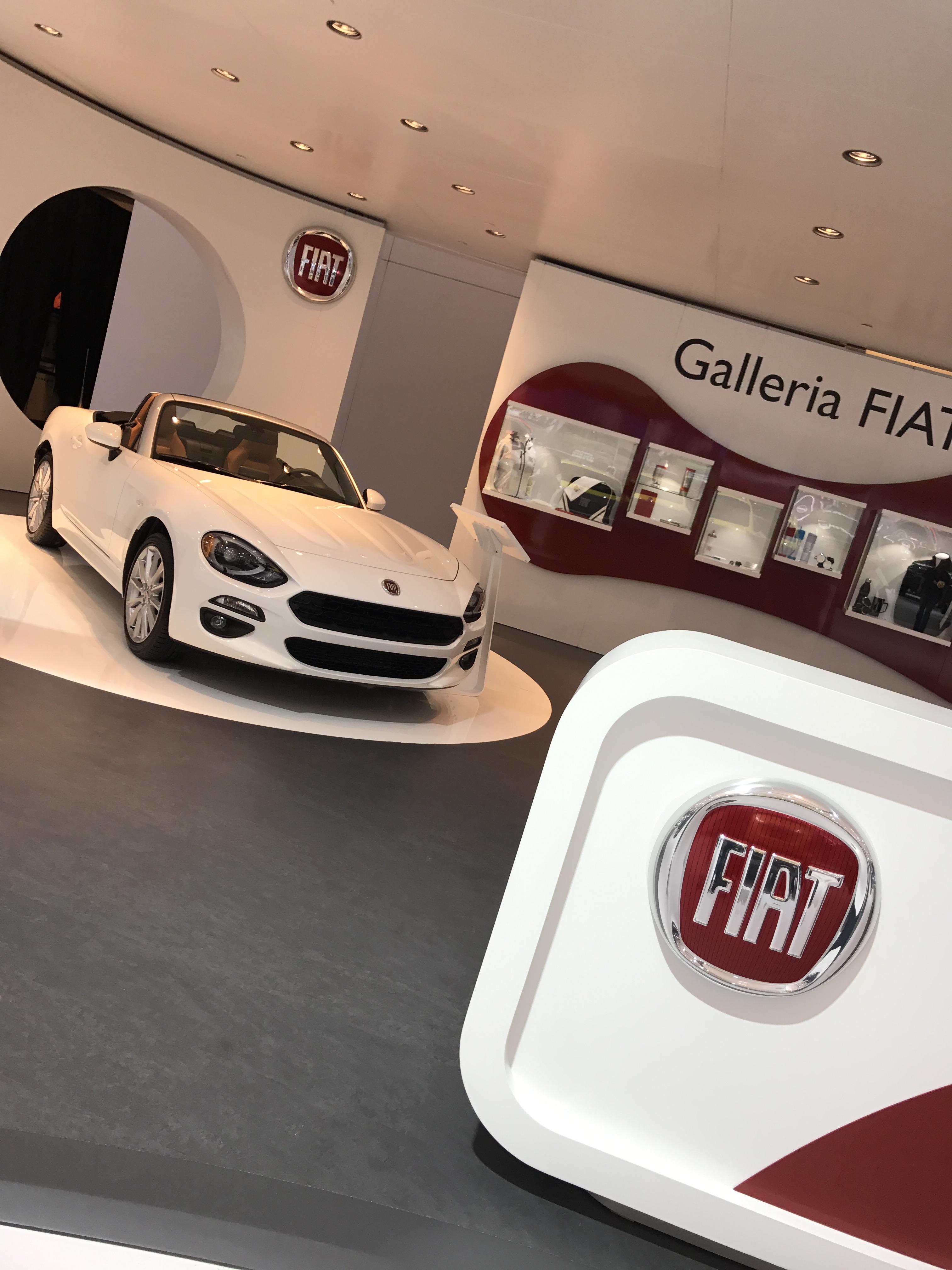 Fiat - Canadian International Autoshow #CIAS2017