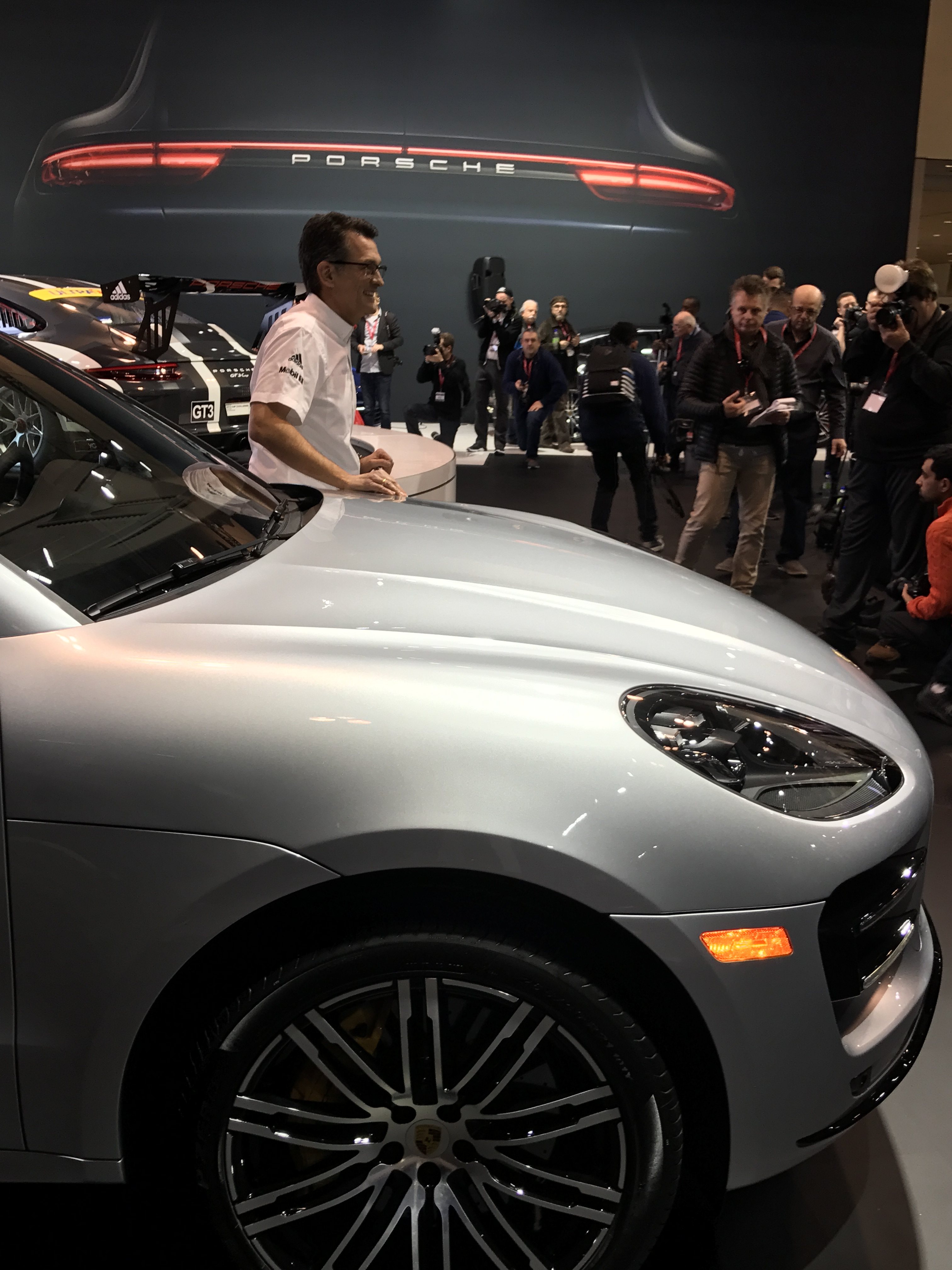 Porsche - Canadian International Autoshow #CIAS2017