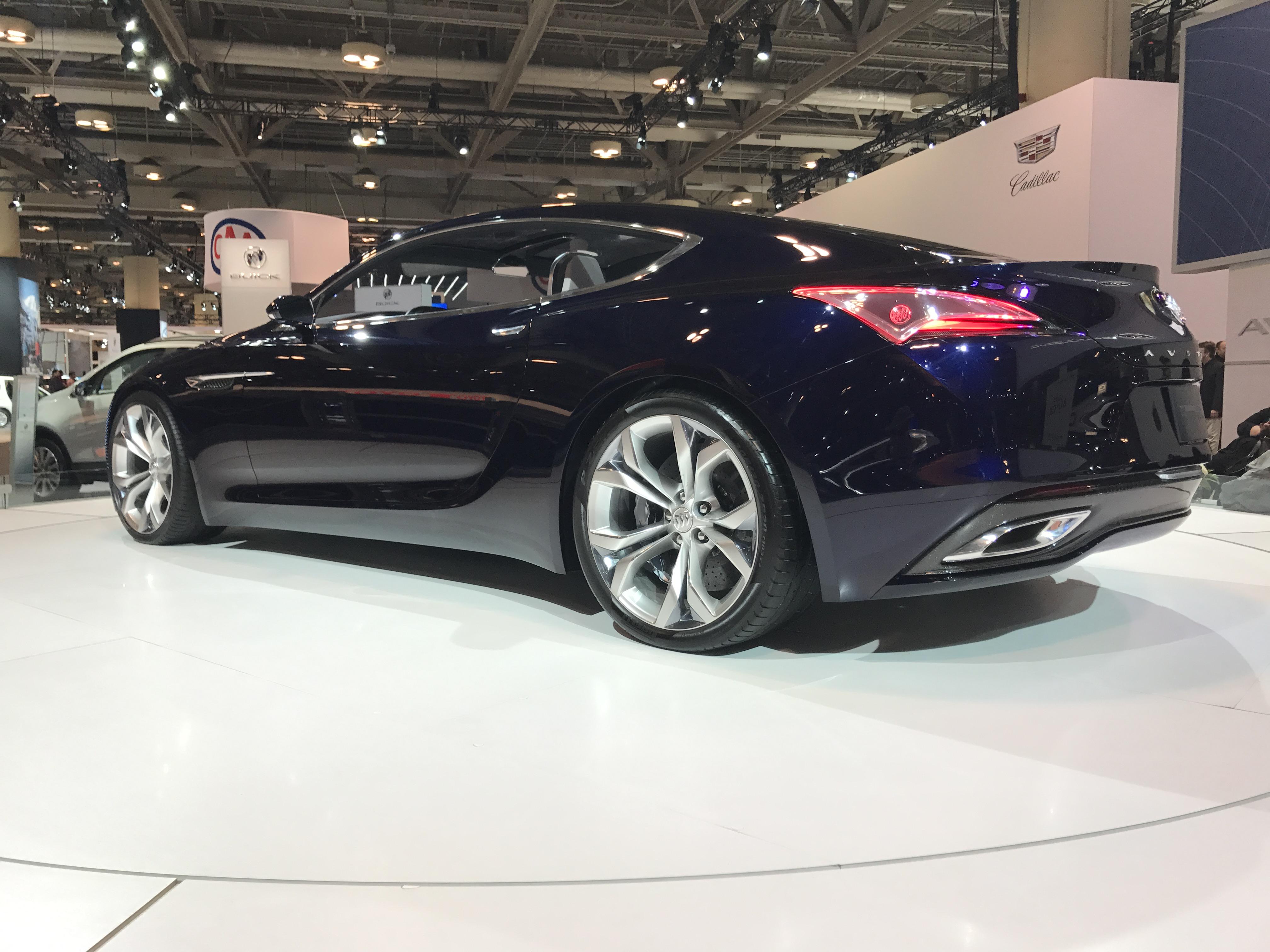 Buick - Canadian International Autoshow #CIAS2017