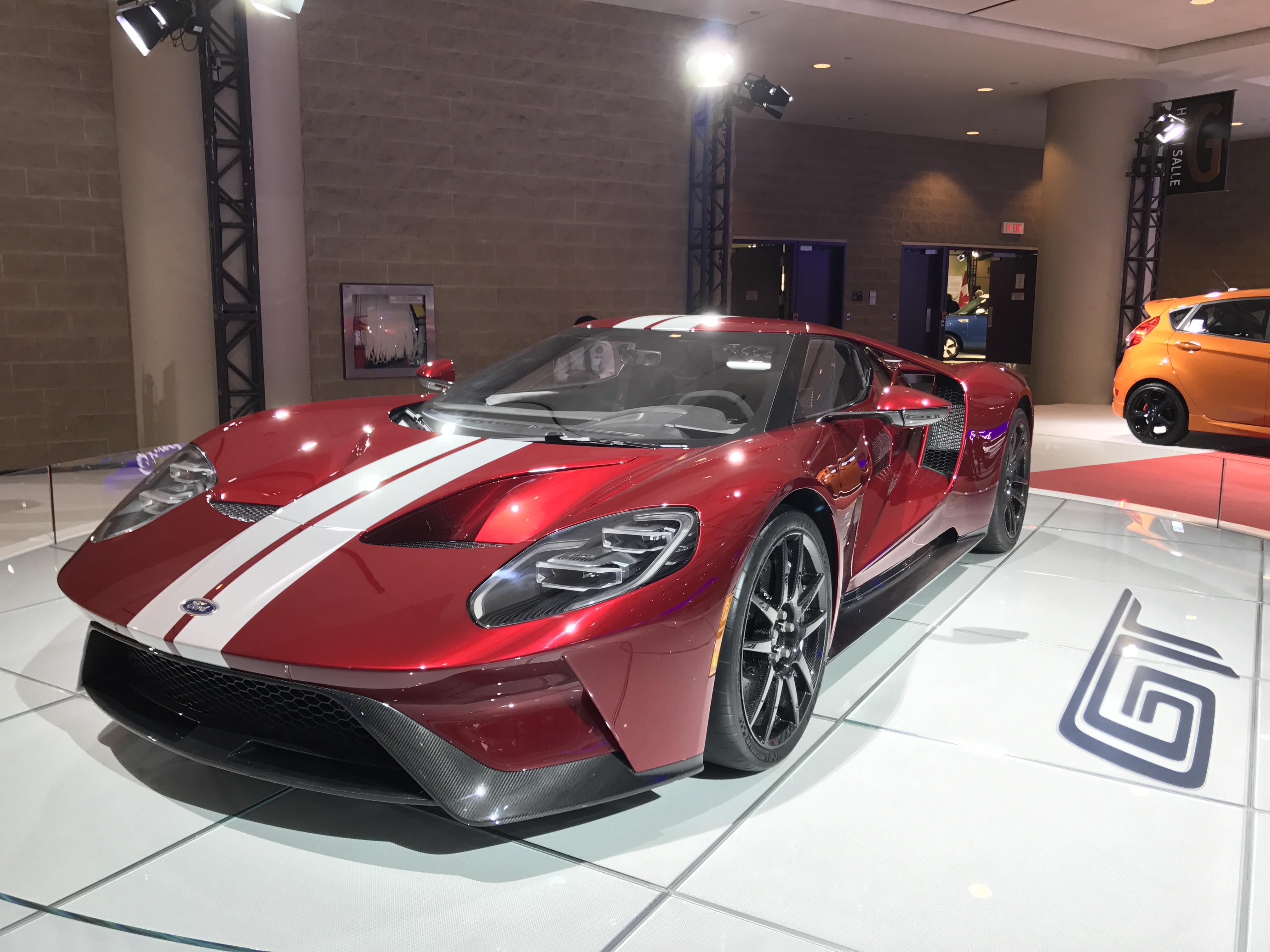 Ford - Canadian International Autoshow #CIAS2017