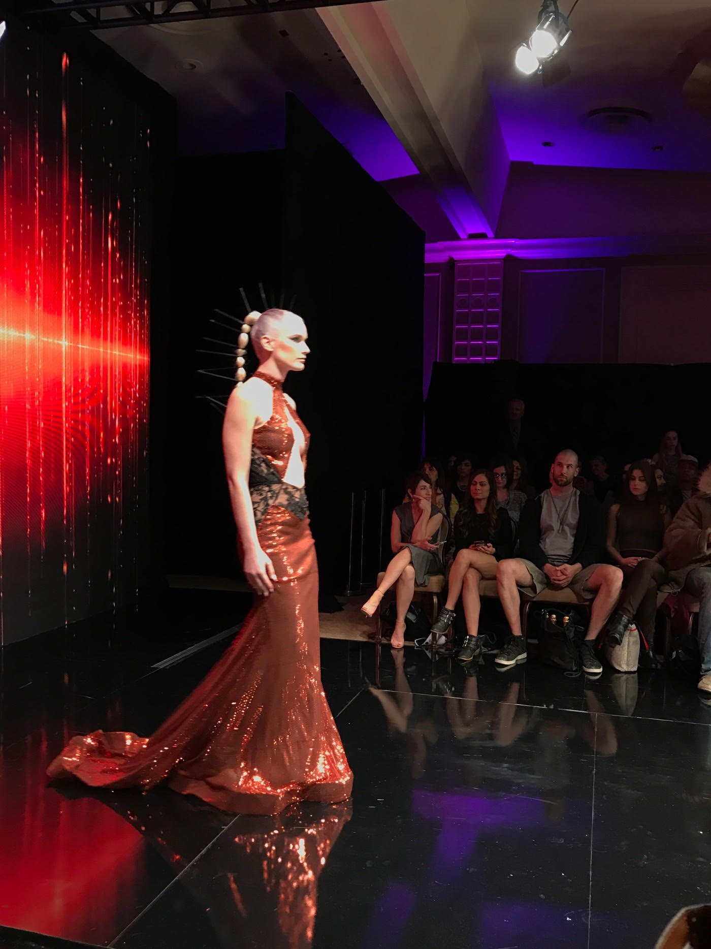 Art Hearts Fashion - LA Fashion Week in 90210