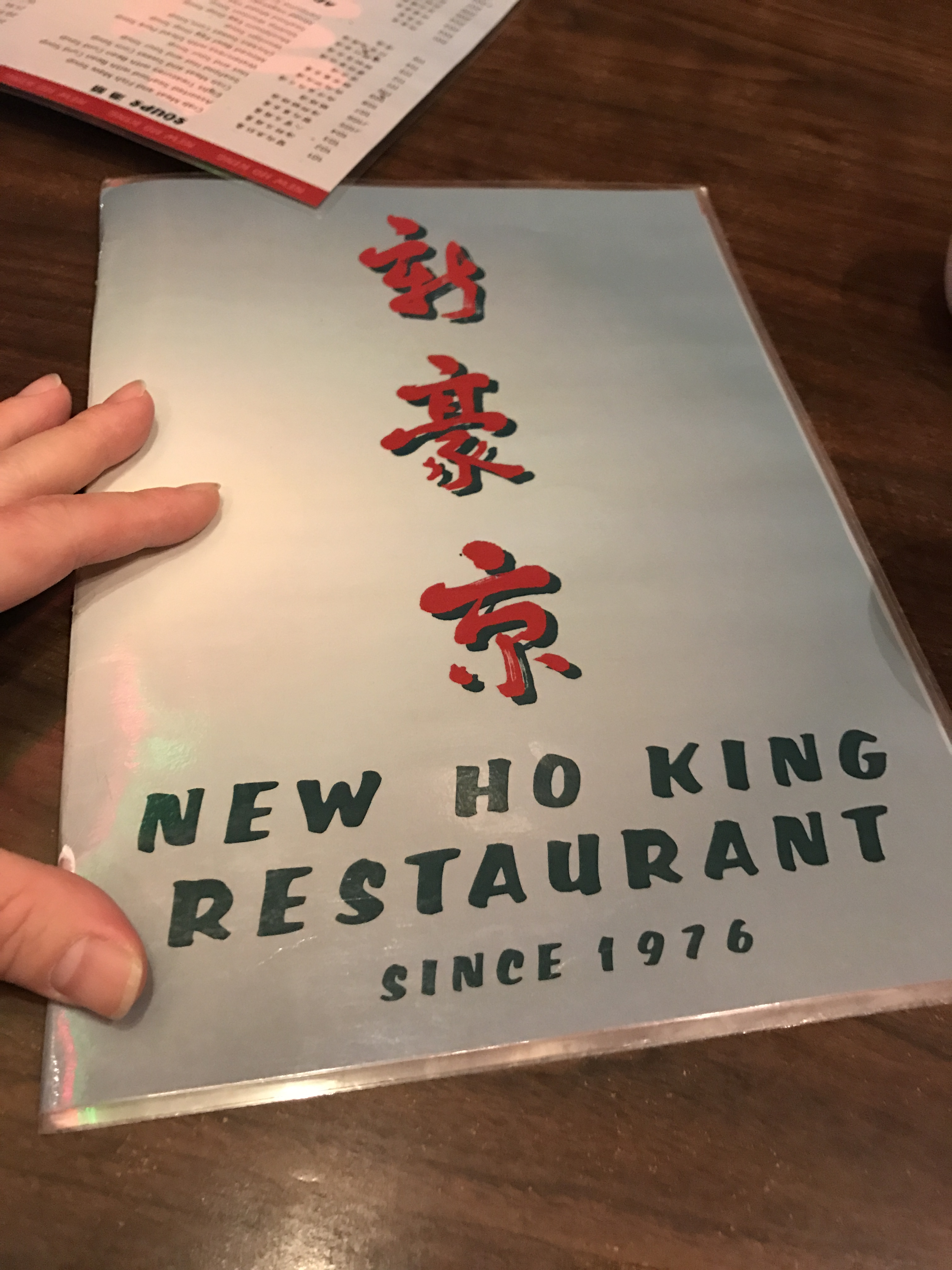 New Ho King - China Town (Downtown Toronto)