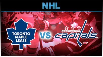Leafs vs Capitals - 2017 Playoffs