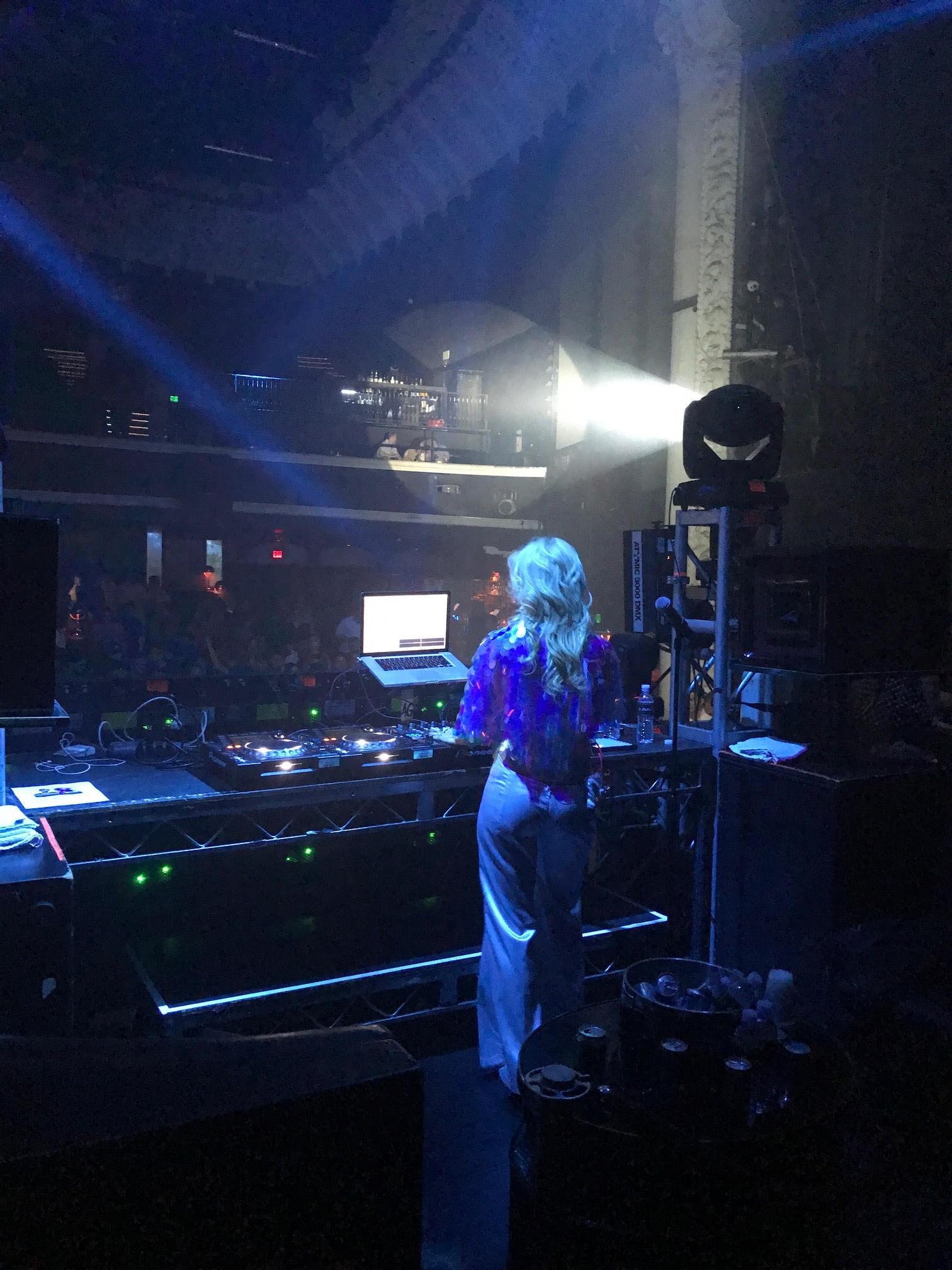 Trance Goddess: Jes [Los Angeles]