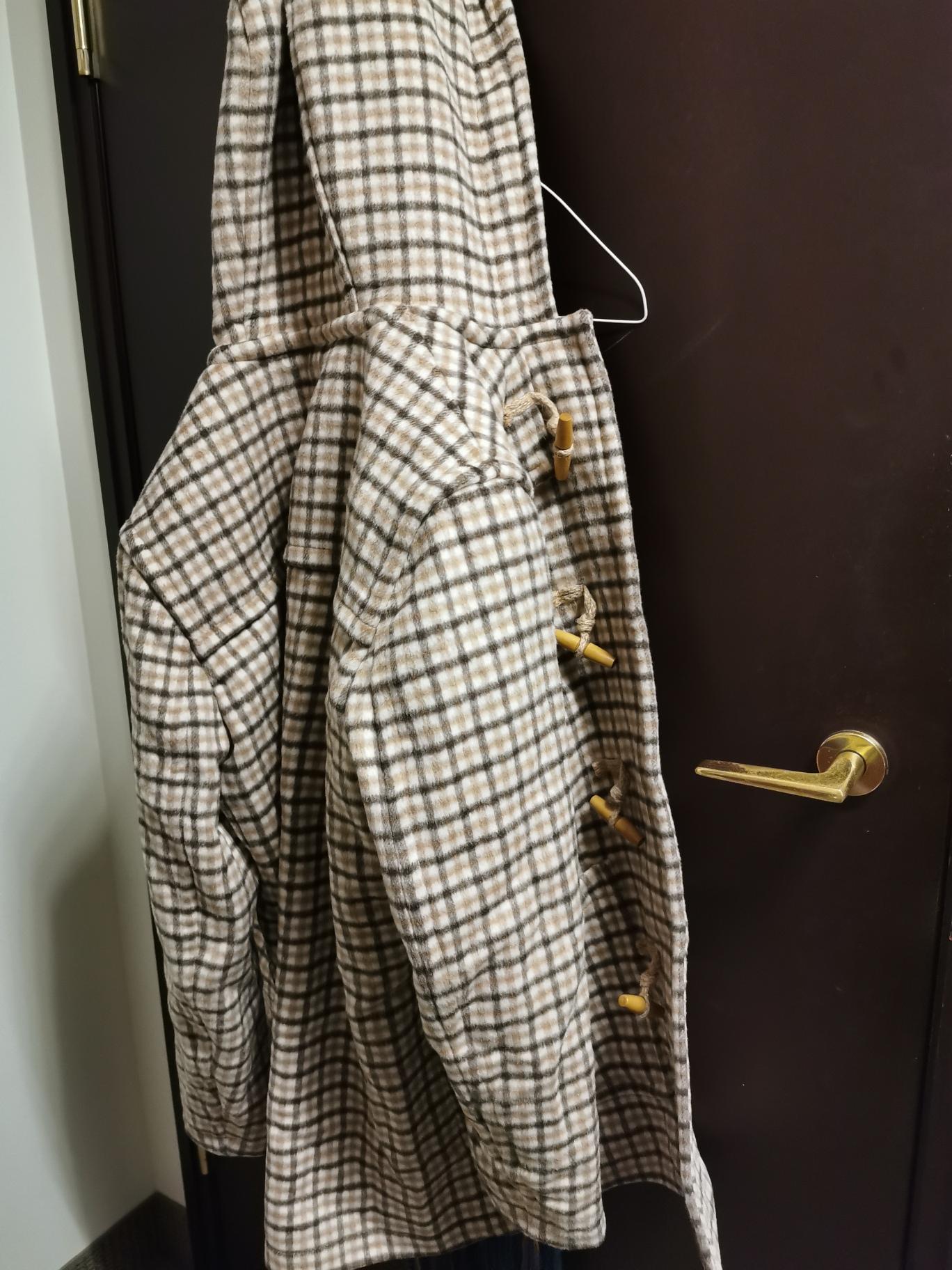 Zara Man's Winter Coat