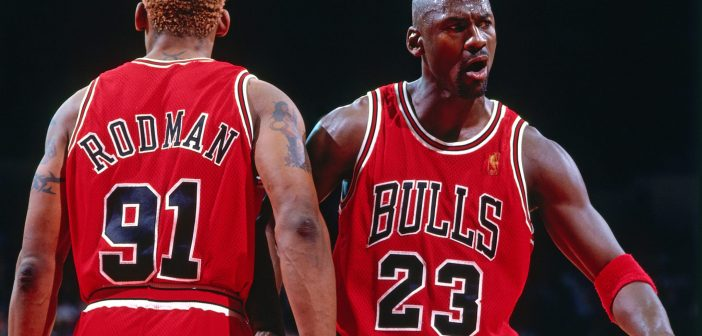 The Last Dance – Episode #3 & #4 -Chicago Bulls on Netflix & ESPN