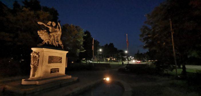 Remembrance Park – Georgetown, Ontario, Canada [ONTARIO TRAVEL SERIES]