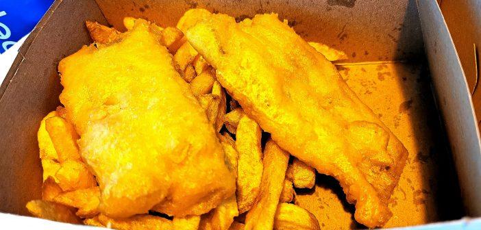 Classic Fish & Chips – Georgetown, Ontario, Canada