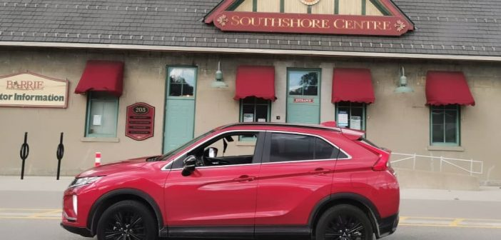 (Overall Product Review) 2020 Mitsubishi Eclipse Cross Limited Edition AWD