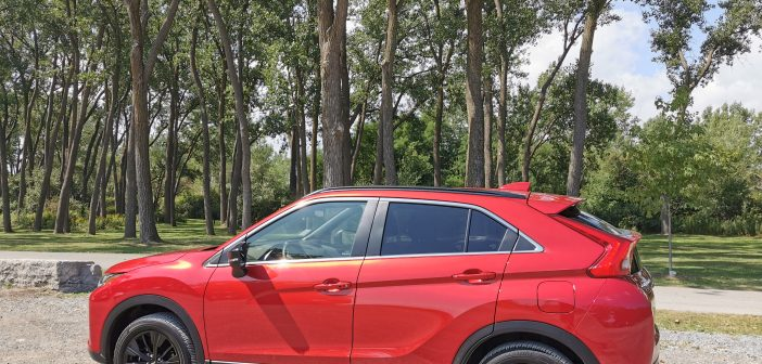 On the MOVE with 2020 Mitsubishi Eclipse Cross Limited Edition AWD – Explore & Discover [Ontario Travel Series]