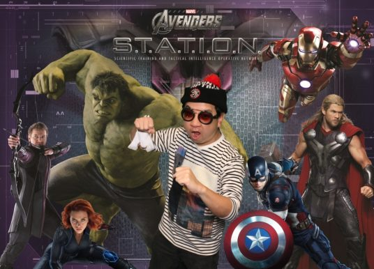 (Now Open) Avengers S.T.A.T.I.O.N. Canada Exhibit Experience – Yorkdale Shopping Centre
