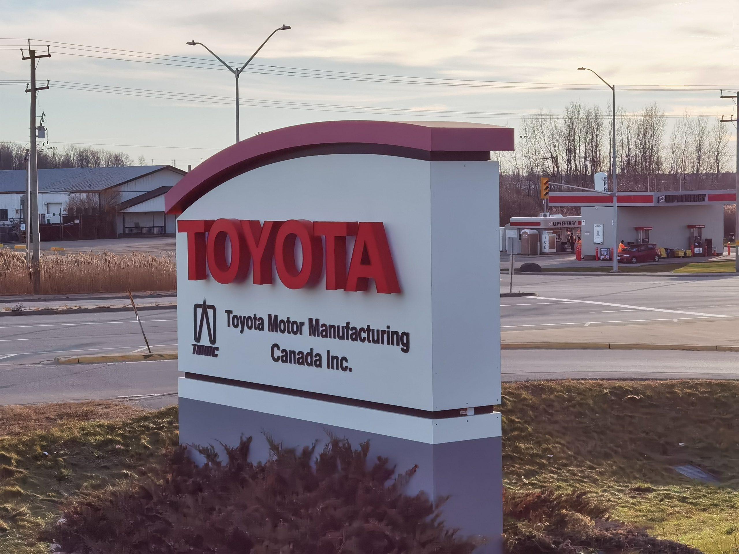 Toyota Motor Manufacturing Canada – Woodstock, Ontario, Canada [ONTARIO TRAVEL SERIES]