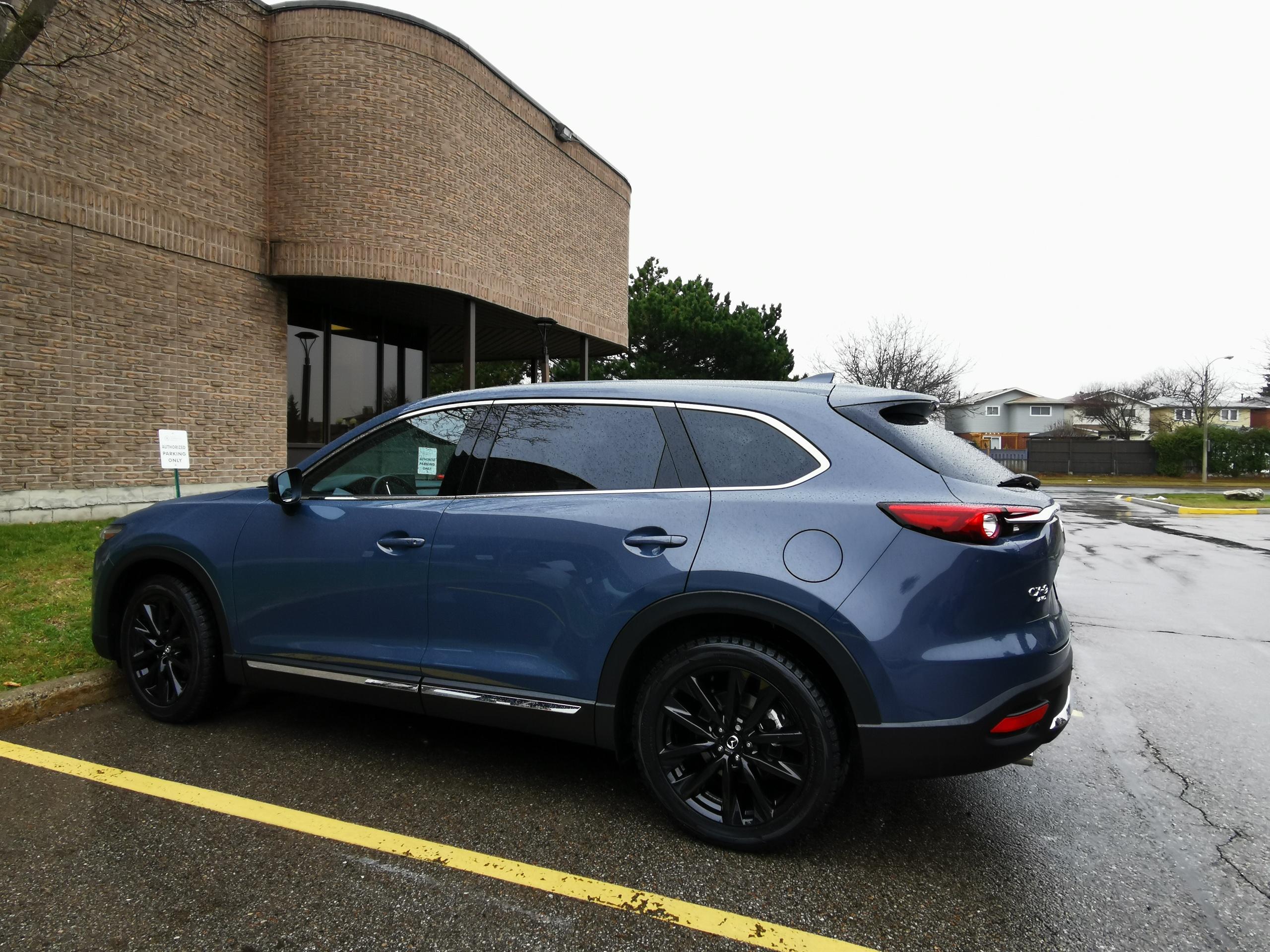 (Overall Product Review) 2021 Mazda CX-9 Kuro Edition 黒 – SUV AWD