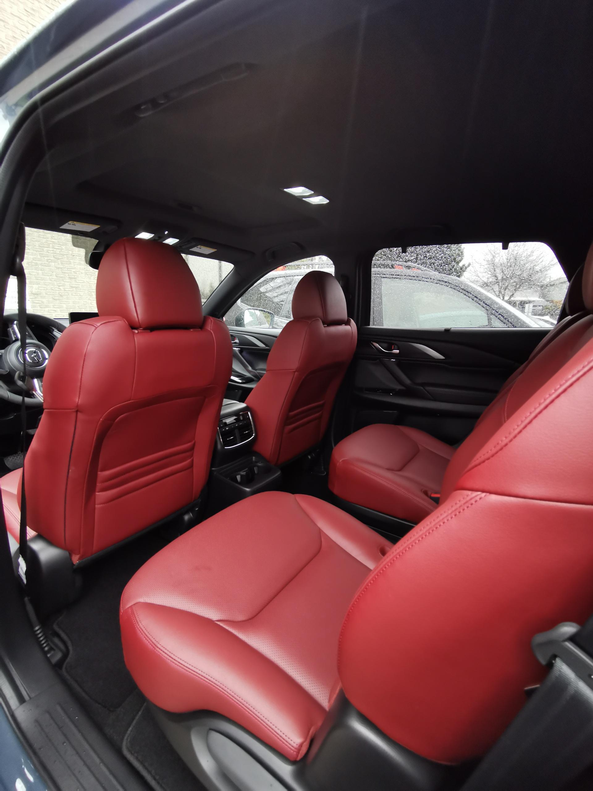 (Inside Look) 2021 Mazda CX-9 Kuro Edition 黒 – SUV AWD