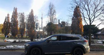 (Outside Look) 2021 Mazda CX-9 Kuro Edition 黒 – SUV AWD