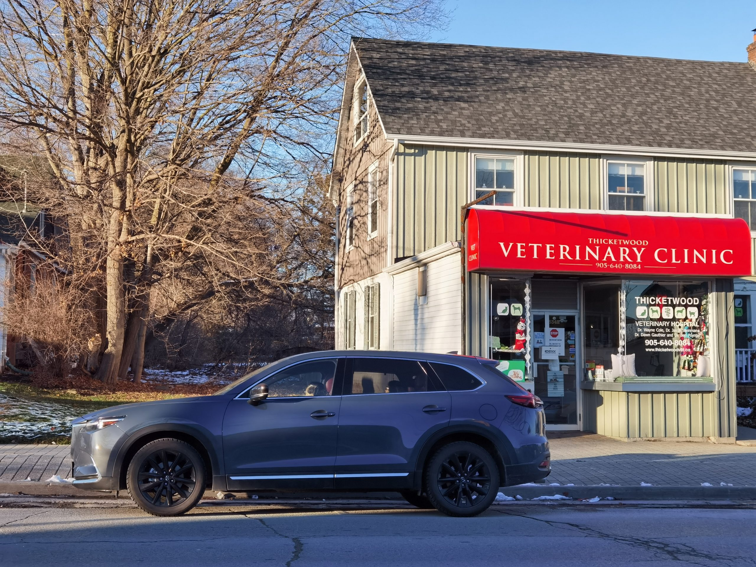 Thicketwood Veterinary Hospital – Schitt's Creek (Filming Location) – Whitchurch-Stouffville, Ontario, Canada [ONTARIO TRAVEL SERIES]