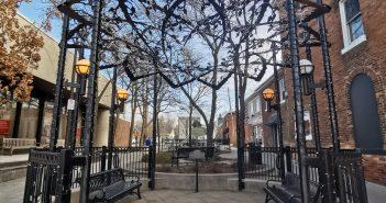 Joseph Street Parkette – Markham, Ontario, Canada [ONTARIO TRAVEL SERIES]