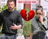 Break Up: Ben Afleck & Ana de Armas Split