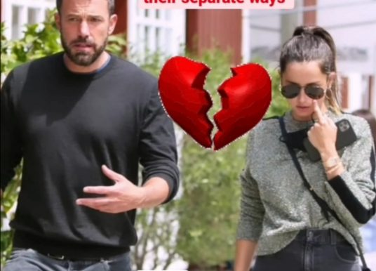 Break Up: Ben Afleck & Ana de Armas Split