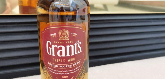 Grant's Triple Wood Blended Scotch Whisky – Scotland, United Kingdom