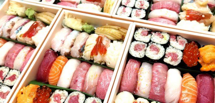 Cho San Sushi – High End Premium Sushi – Take Out ONLY – Toronto, Ontario, Canada