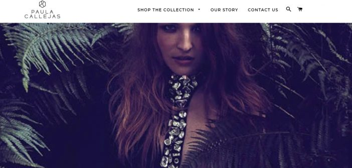 Website Launch – Paula Callejas Group – Urban T-Shirt Collection – Now Open For Business