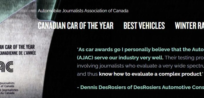 Mazda3 (Car of the Year) + Genesis GV80 (Utility of the Year) by Automobile Journalists Association of Canada (AJAC)