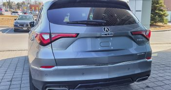 SPOTTED – 2022 Acura MDX Elite at the Dealership – Toronto, Ontario, Canada