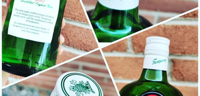 Tanqueray Dry Gin – Cheers to a Sunday Drink Day!