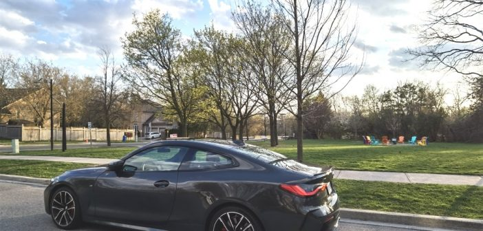 (Outside Look) 2021 BMW M440i xDrive Coupe