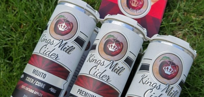 Variety 6-Pack – Kings Mill Cider – Stirling, Ontario, Canada